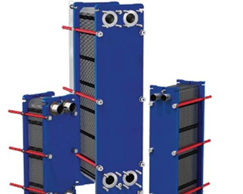 中山可拆式板式换热器