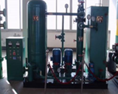 天津智能逆式湍流换热器机组